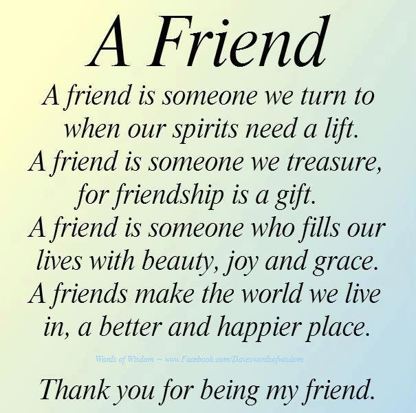 17+ Thankful Friendship Quotes On Pinterest