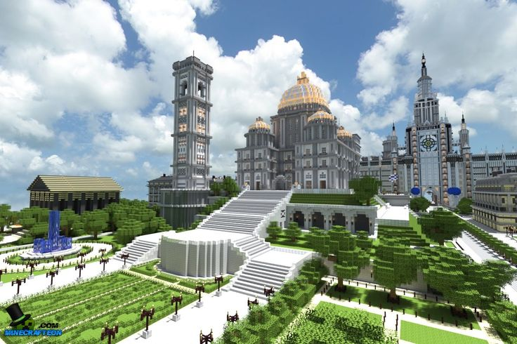 Download: http://minecrafteon.com/imperial-city-minecraft-map/