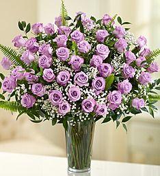 Ultimate Elegance™  Long Stem Purple Roses