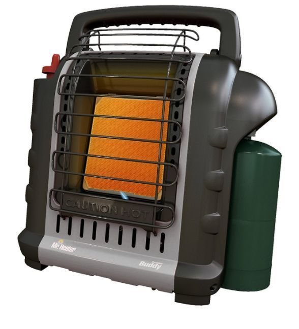 RV Portable 4000 To 9000 BTU Space Heater Is Radiant Safe For Indoor And  Outdoor
