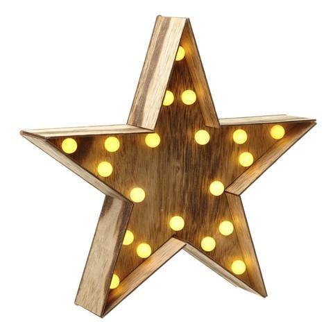 Star LED Light Lamp