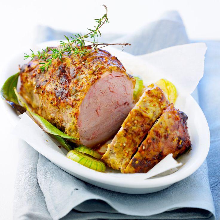 Découvrez la recette Palette à la diable à l'alsacienne sur cuisineactuelle.fr.