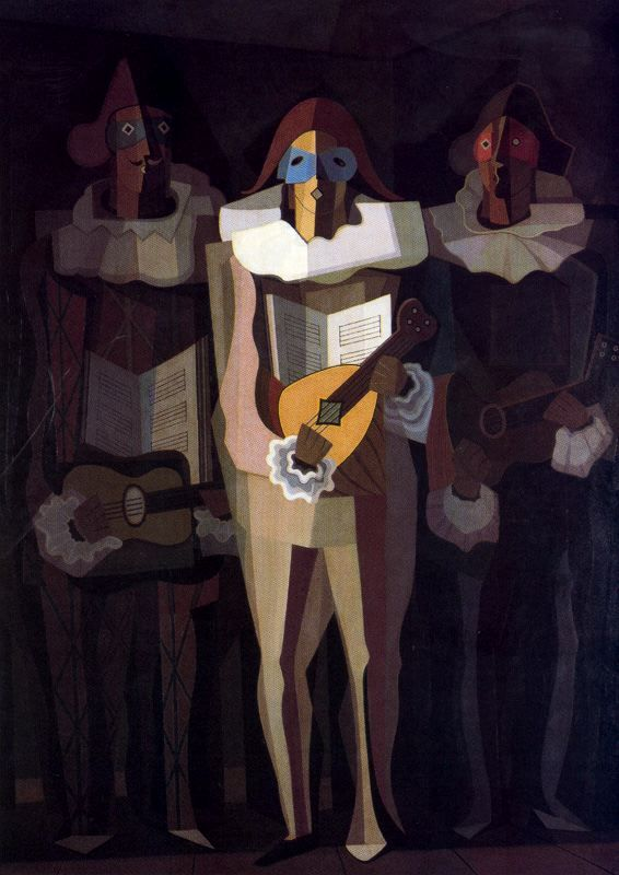 Emilio Pettoruti - El improvisador, 1937