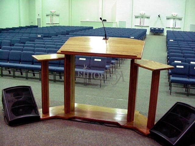 ChurchMart® | Church Furniture | Church Chairs   Proclaimer 703 Church  Pulpit, $1,895.00 (