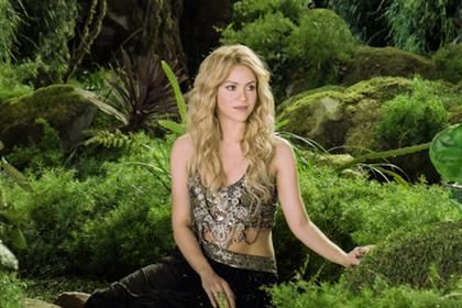 Shakira dances into Danone Activia brand ambassador role in 'biggest multi-market initiative ever' #celebgenie.com