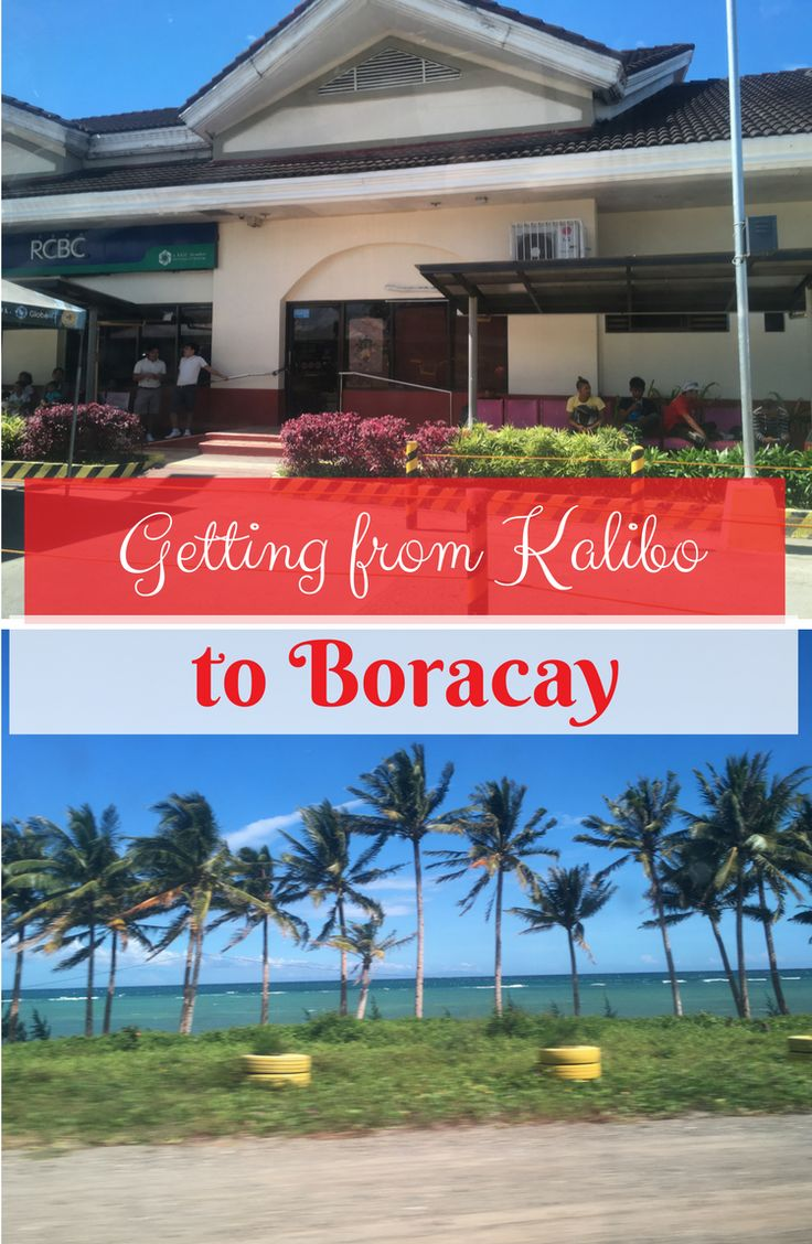 Interested to see how we got from Kalibo to Boracay? If so you can see how we done it here. Kids world travel guide   Family travel   Kalibo   Boracay   #philippines #kalibo #boracay