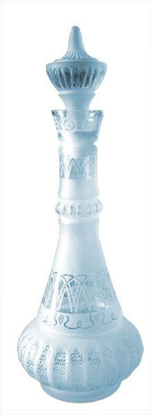 ༺•GIAB•༻ :: Frosted Glass Genie Bottle