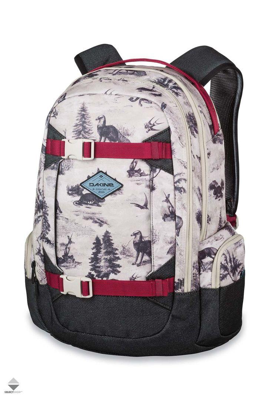 Plecak Snowboardowy Dakine Women's Team Mission Backpack 25L
