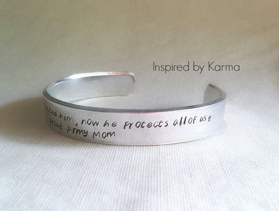 Proud Military Mom Army Mom Air Force Mom by InspiredByKarma