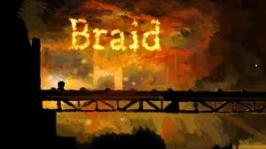 Braid, an indie game, time travel mindfuck