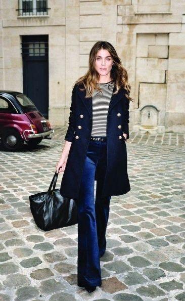 I want blue velvet pants!