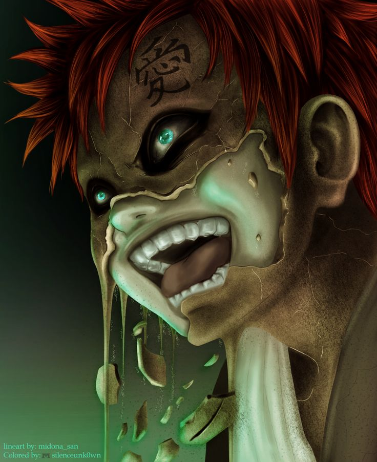 17 Best Images About Gaara On Pinterest