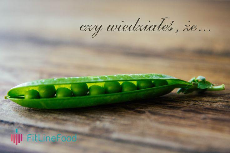 Czy wiedziałeś, że zielony groszek dzięki luteinie i witaminie A dba o nasze oczy? Did you know, that green peas is a great source of Vitamin A and lutein. Because of that it can help protect our eyes. www.fitlinefood.com