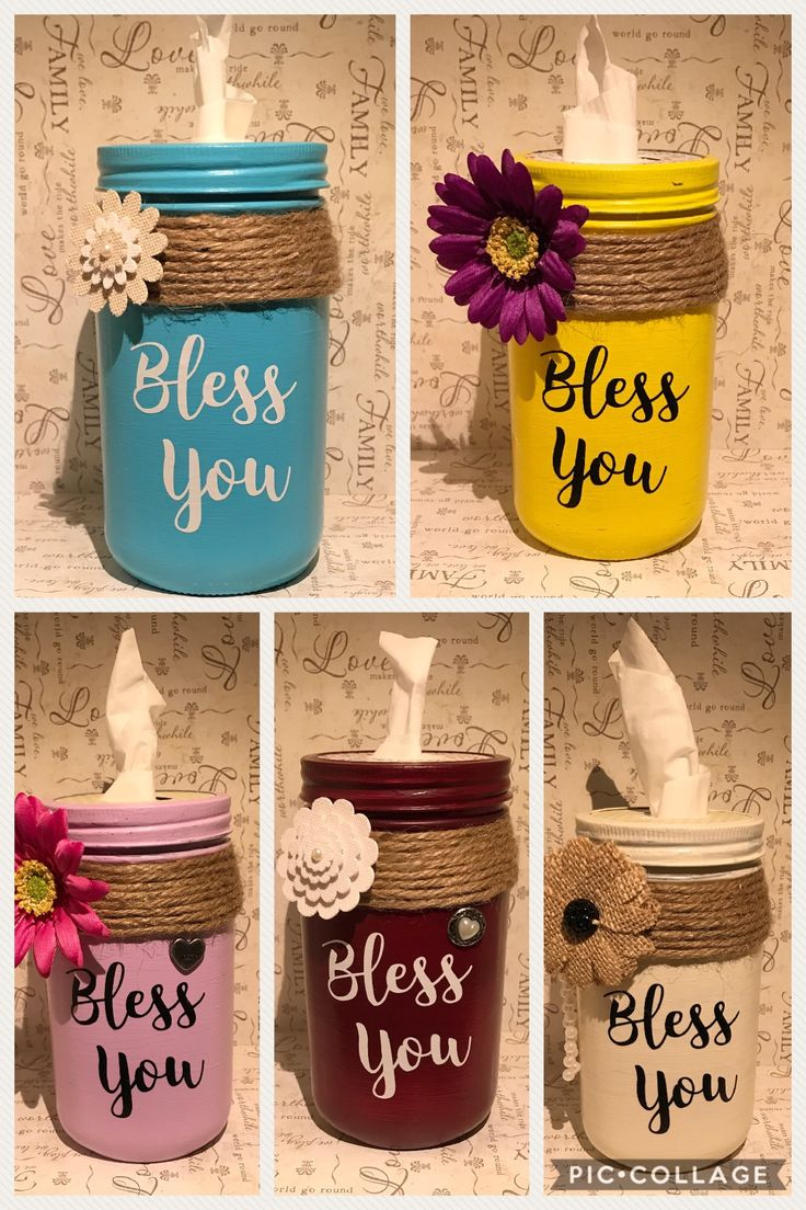 Best 25 tissue holders ideas on pinterest cute diys for Mason jar holder ideas