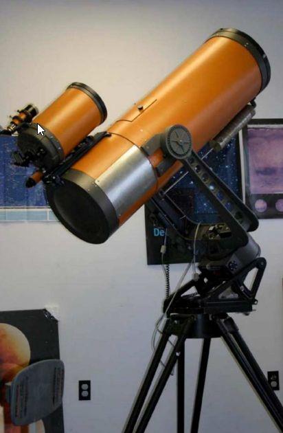 """Celestron 14"""" Schmidt camera"""
