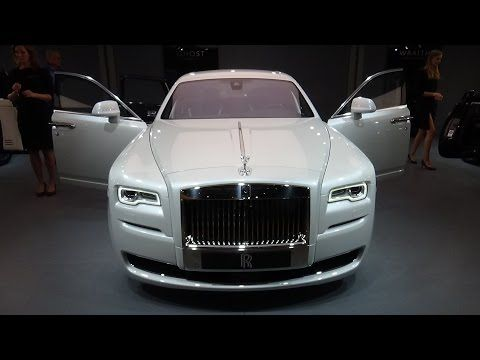2016 - Rolls-Royce Ghost Series II - Exterior and Interior - IAA Frankfurt  2015