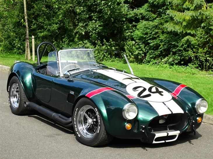 Used AC COBRA for sale in Hampshire from sovereign car sales.