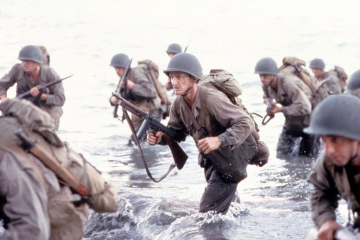 THE THIN RED LINE, Sean Penn, 1998   Essential Film Stars, Sean Penn http://gay-themed-films.com/film-stars-sean-penn/