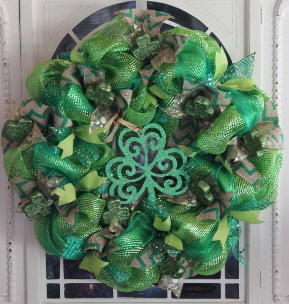 ... about Wreaths on Pinterest | Deco mesh, Deco mesh wreaths and Nautical