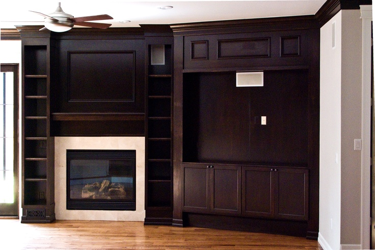 Contemporary Wall Unit And Fireplace Contemporary Wall Units And Ho