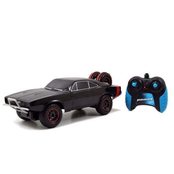 17 best ideas about remote control cars rubber this jada toys fast and furious 1 16 rc 1970 dodge charger features an aggressively