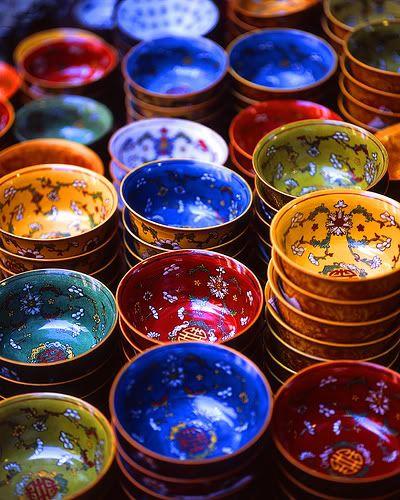 Japanese tea cups                                                                                                                                                                                 Mais