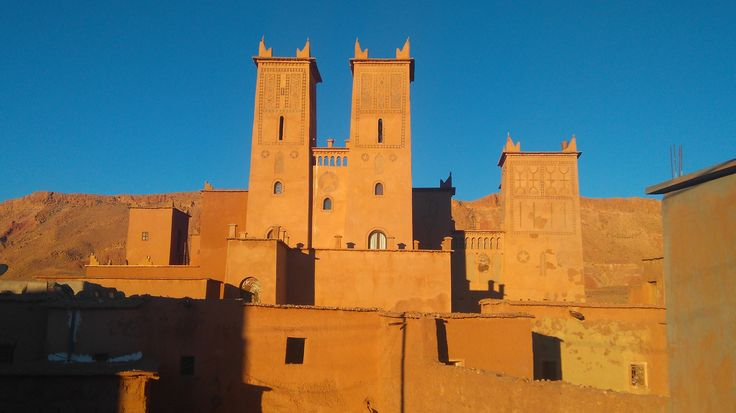 Colourful Kasbah