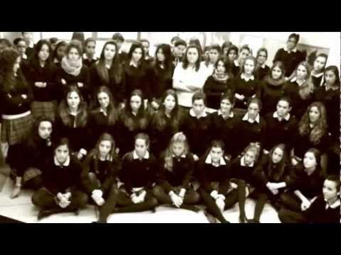 Ya es Navidad - Rolling in the deep(Adele) - YouTube