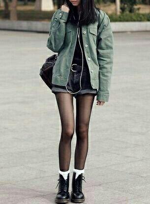 Loving the shorts