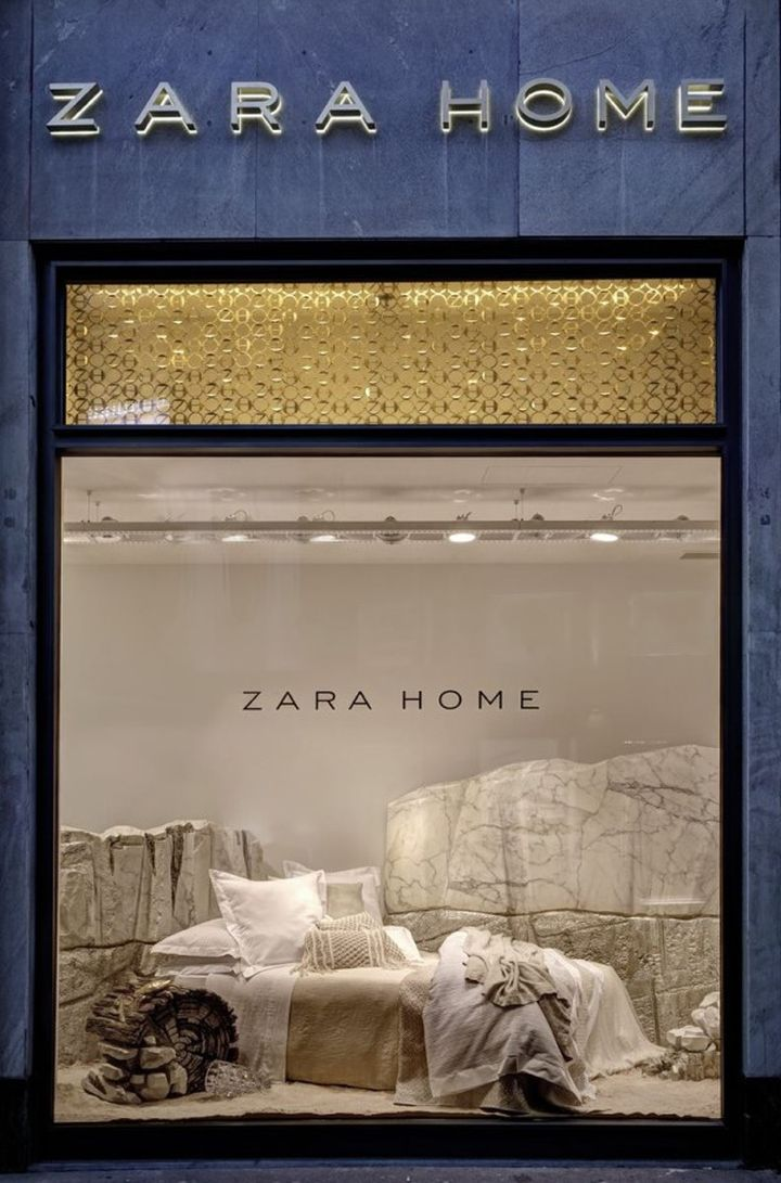 Zara Home Windows  Milan   Italy   Retail Design Blog. Best 25  Furniture store display ideas only on Pinterest   Booth