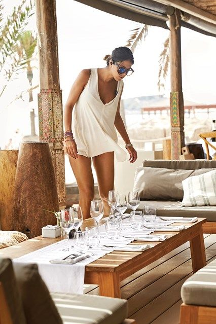 Where to find the White Isle's sophisticated side, from the best beach clubs to the loveliest hotels