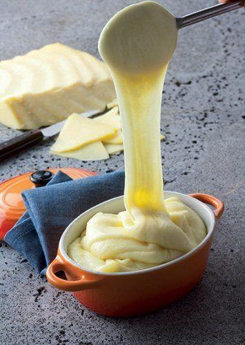 じゃがいも にんにく チーズ