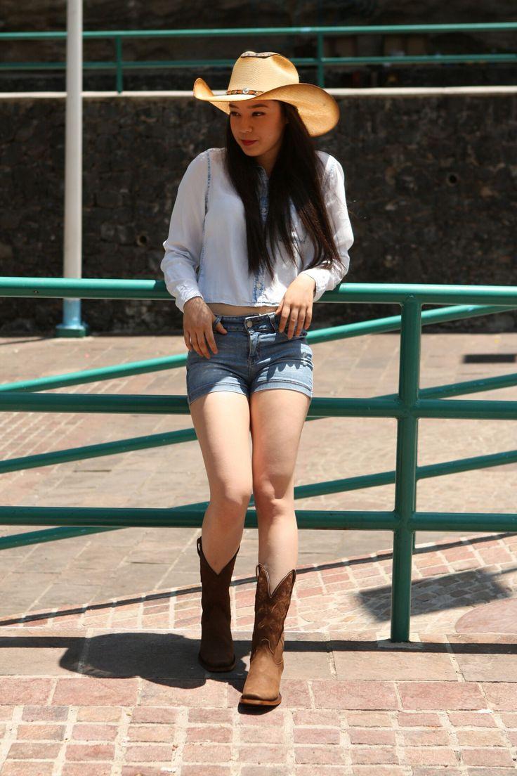 Botas de Rodeo para Mujer El General Sombrero El General www.elgeneralmexico.com