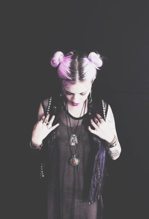 Maybe PASTEL GOTH Is more your scene. | How To Be A Pastel Goth