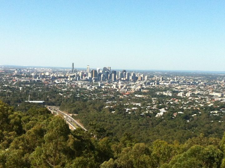 Mount Coot-tha Lookout in Mount Coot-tha, QLD
