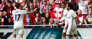 Cronica Athletic-Real Madrid: Casemiro de mi Vida