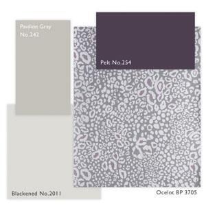 Colour scheme maybe for main bedroom?? Farrow and ball