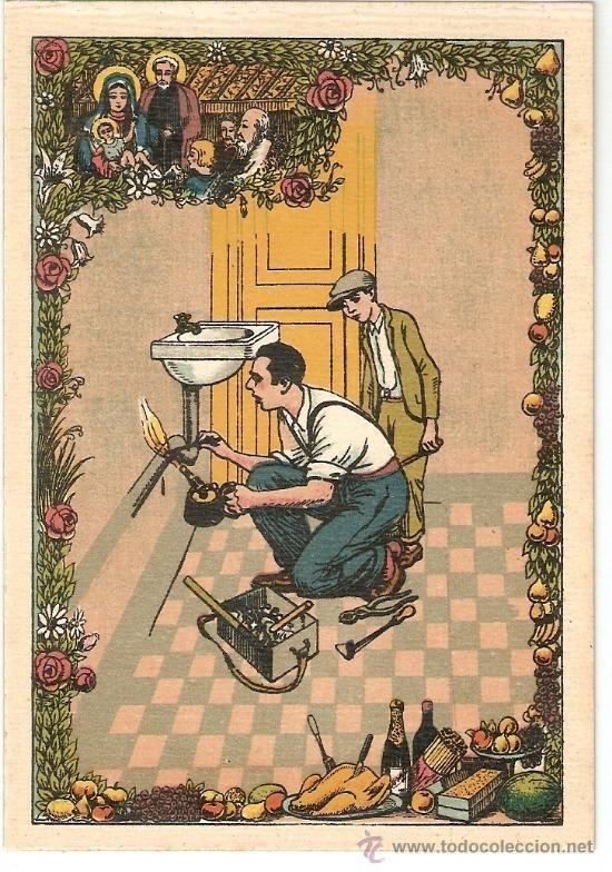 La navidad no es mas que una perspectiva ilusoria. 79423332063445034e49ba8df498721d--retro-posters
