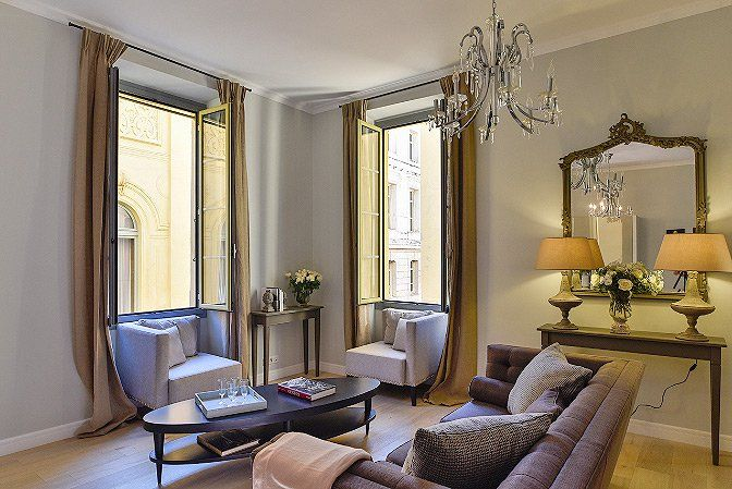 Classic Niçois Apartment, Nice, France | vacation homes for rent