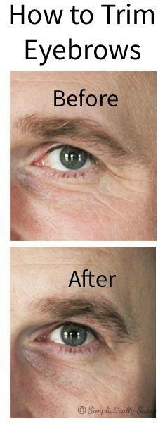 eyebrow trimmer men. eyebrow trimming trimmer men e