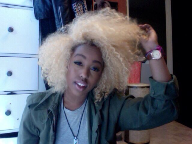 Products For Bleached Natural Hair
