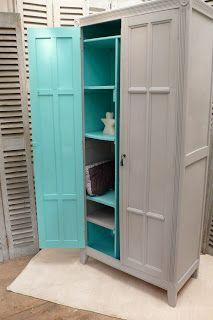 Armoire parisienne je veux une armoire ou une commode for Armoire penderie petite largeur