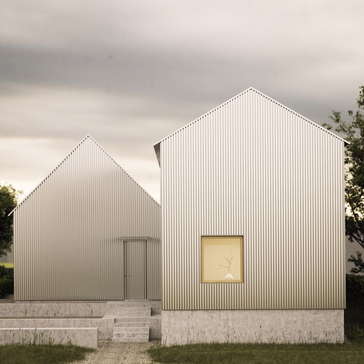 corrugated-aluminum-house-for-mother-in-sweden-1