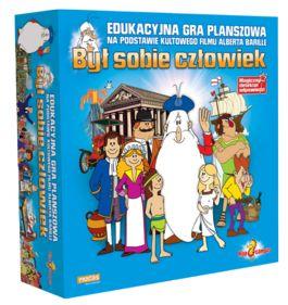 Był sobie człowiek Gra planszowa - jedynie 74,99zł w matras.pl