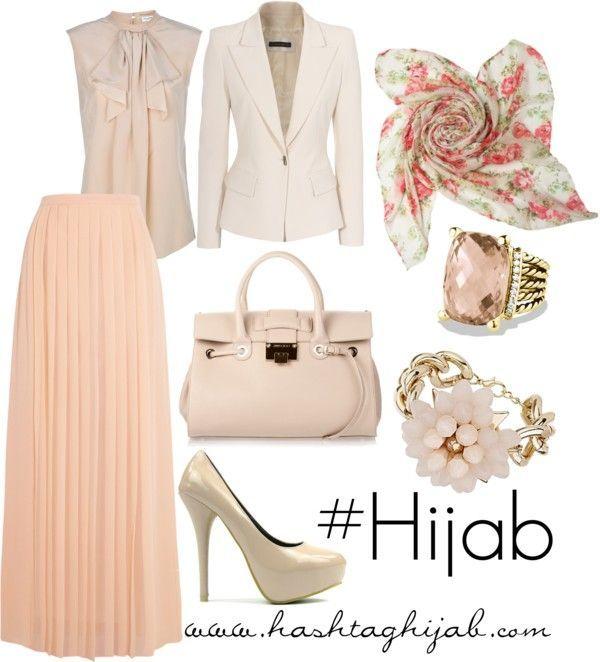 Hijab Fashion 2016/2017: Hashtag Hijab Outfit #42