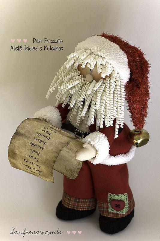Noel con la lista de regalos                                                                                                                                                                                 Más