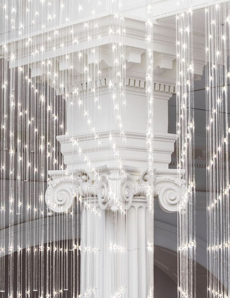 Museum Of The City Of New York Chandelier Detail / Designed By Studio  1thousand. /