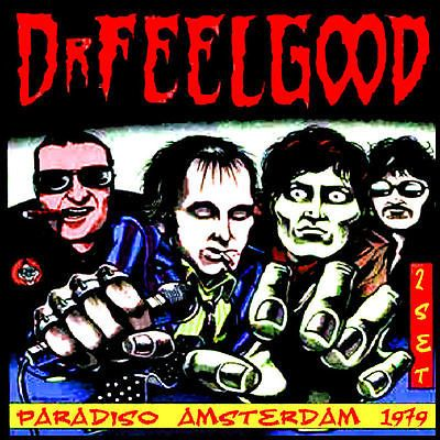 Dr Feelgood - Paradiso Amsterdam 1979 Rare CD Back In The Night Baby Jane in Music,CDs, | eBay