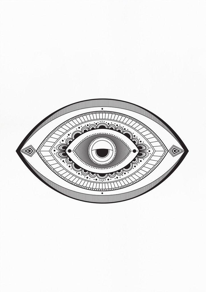 The evil eye essay