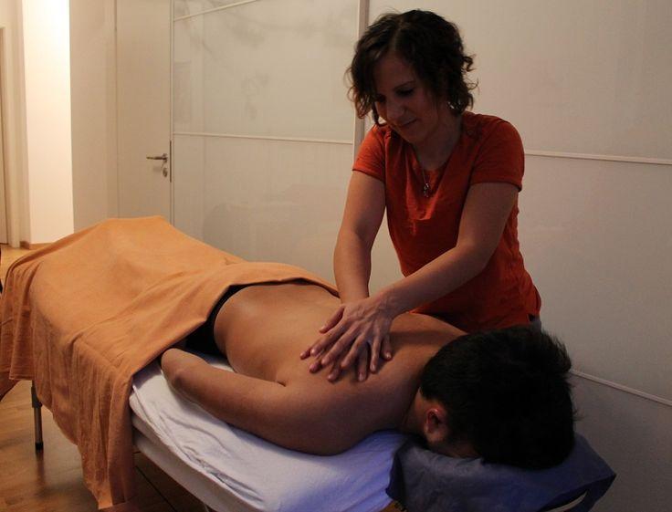 Massage Frauen werden von Indien lieben